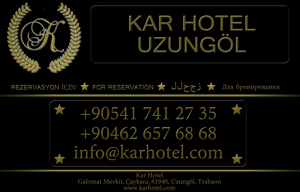 Kar Hotel, Uzungöl